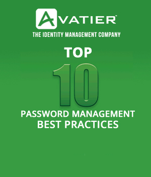 Top 10 Password Management Best Practices