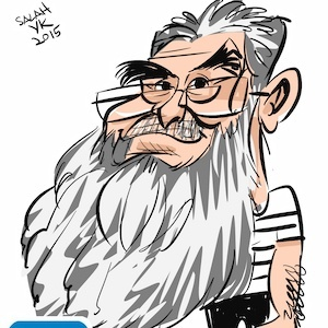 Avatier Caricature
