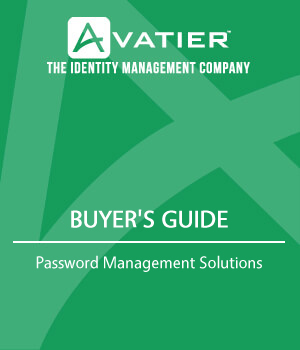 Password Management Buyers Guide