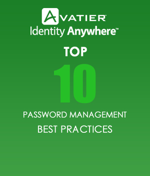 Password Management Best Practices